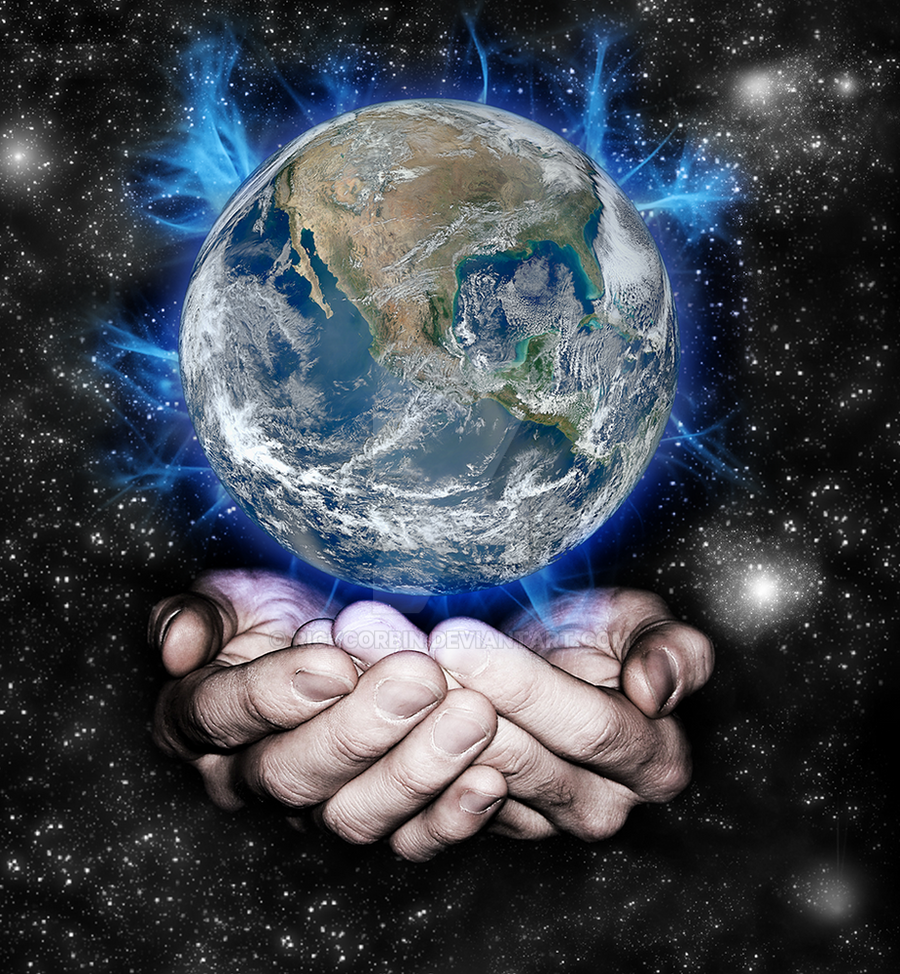 Whole-world-in-his-hands by rickcorbin