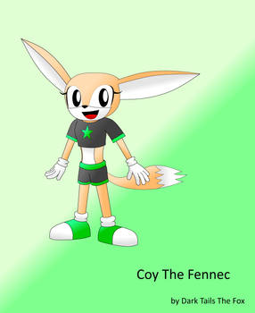 Coy The Fennec