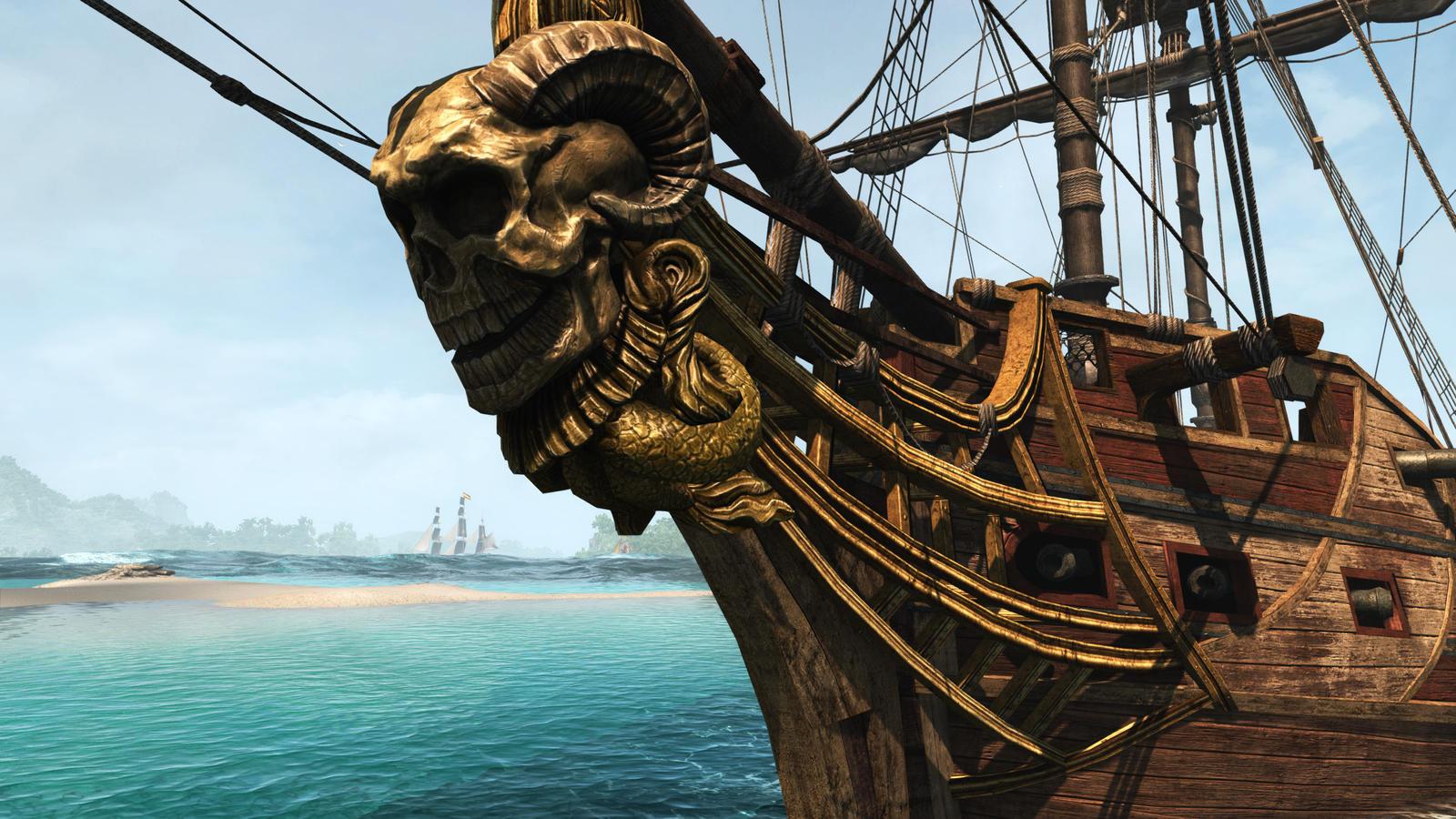 Assassin S Creed Iv Black Flag Jackdaw By Juanmawl On Deviantart