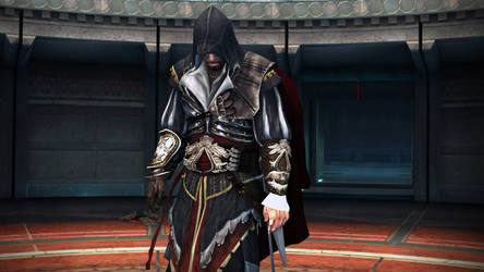 Ezio On Assassins Of Da Deviantart