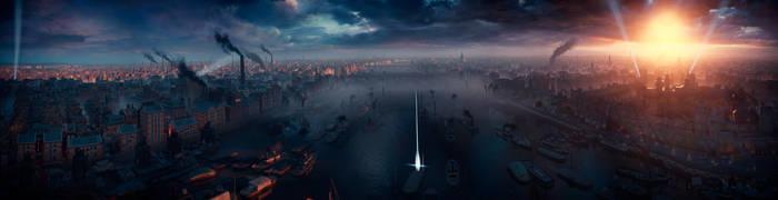 Tamesis Panorama | Assassin's Creed Syndicate