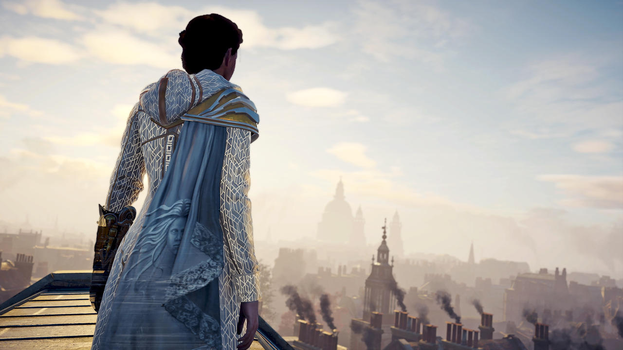 The aegis outfit evie frye acsyndicate by juanmawl on - Evie wallpaper ...