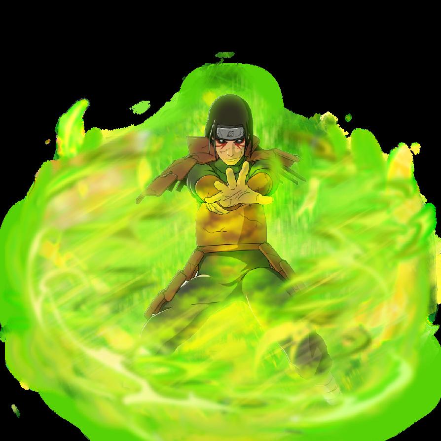 Edo Hashirama Senju - Naruto Blazing - Fan Art by samke321
