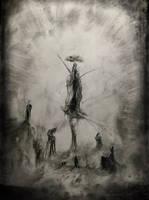 False Idols by OldNoir
