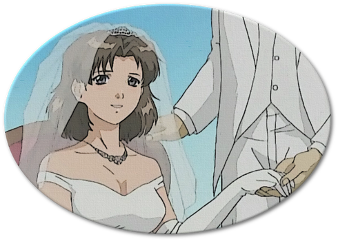 Nadeshiko's wedding