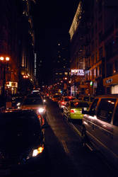 A Restless City