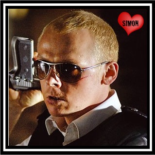 Simon Pegg by Crazy-Mutt