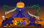 Terraria: Pumpkin Moon