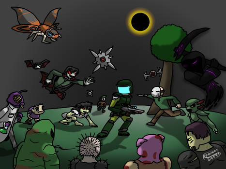 Rebelliousergey Student Filmographer Deviantart 02.11.2020 · a solar eclipse is happening! a solar eclipse is a hardmode event that occurs rarely after at least one mechanical boss has been defeated. student filmographer deviantart