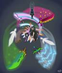 Terraria: Ghostar, Queen of the Swords