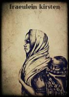 Mother and Child by fraeuleinkirsten