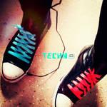 i love techno by fraeuleinkirsten