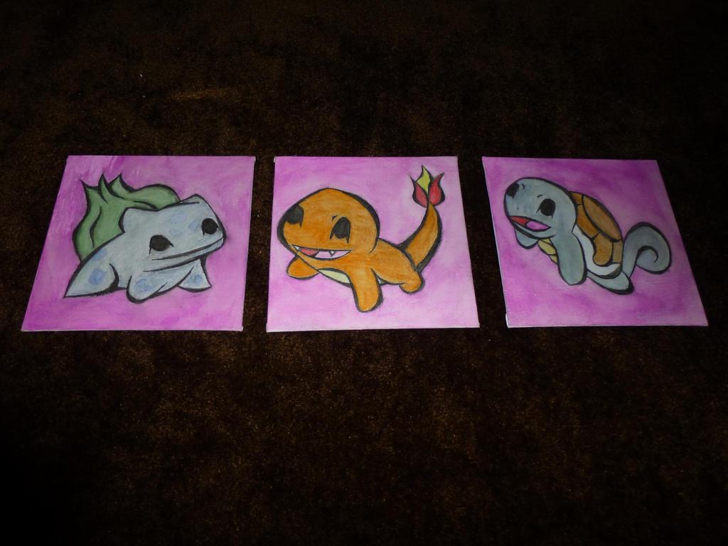 Choose a Pokemon by Anzeo