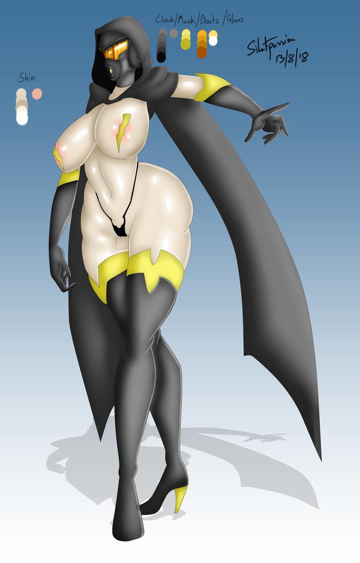 OC Superhero: Power Pastnet by Nish13Guilmon