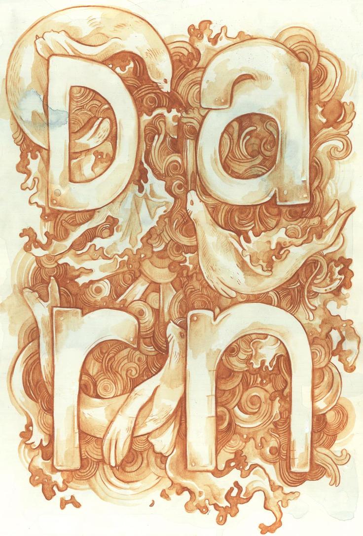 D a r n by PaperandDust