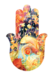 Hamsa by PaperandDust
