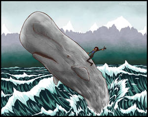 Fave animal series: 2 - Sperm Whale feat. Brook