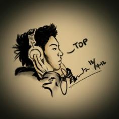 TOP - Bigbang by LolaMclouch