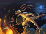 Lizardman Warrior 2