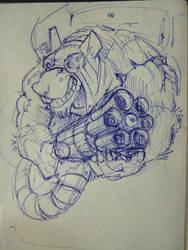 ratgunner by Glumych