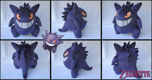 Gengar plush - Pokemon