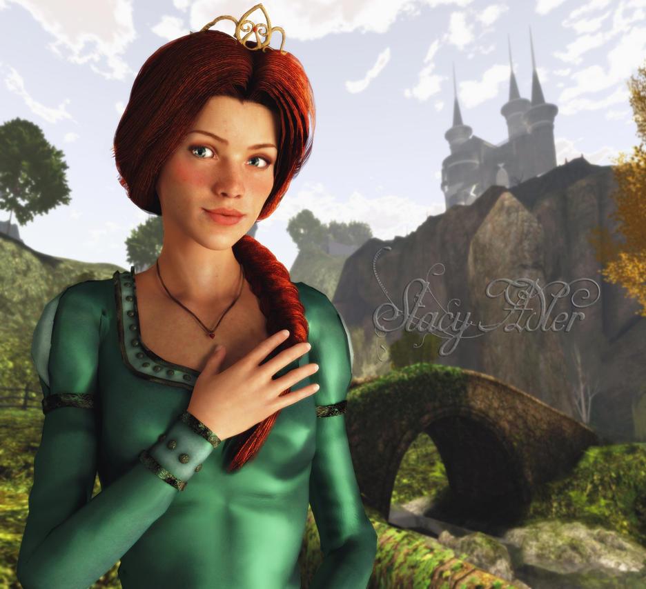Princess fiona by stacyadler on deviantart - Princesse fiona ...