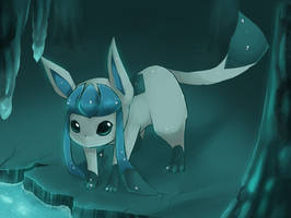 Glaceon by Nakubi