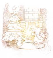 Happy holidays Ashie by Nakubi