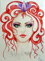 Swirls-not-curls by stephalynnd