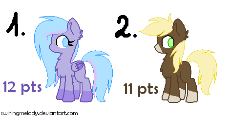 MLP: PONY ADOPT! [OPEN] by SwirlingMelody