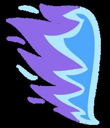 MLP: Azure Flame's cutie mark