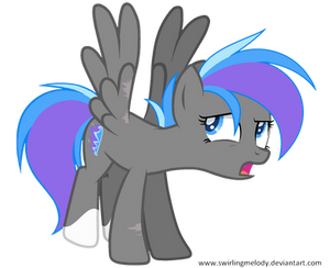 MLP: I can't fly 'cause of my wing...