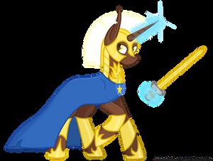 MLP: Warrior