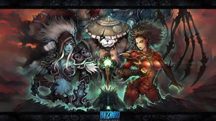 Herocraft by liuhao726