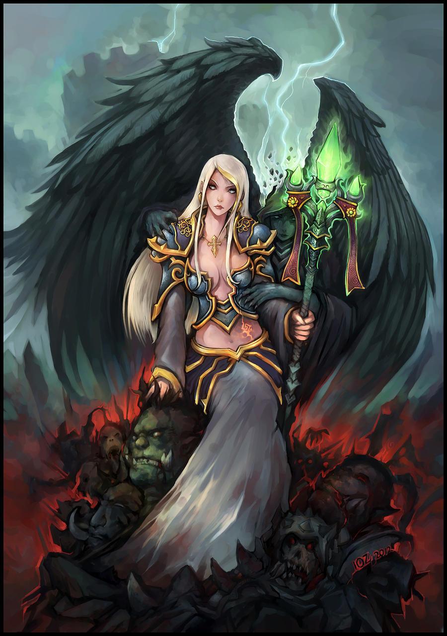 Wrath of Jaina by liuhao726