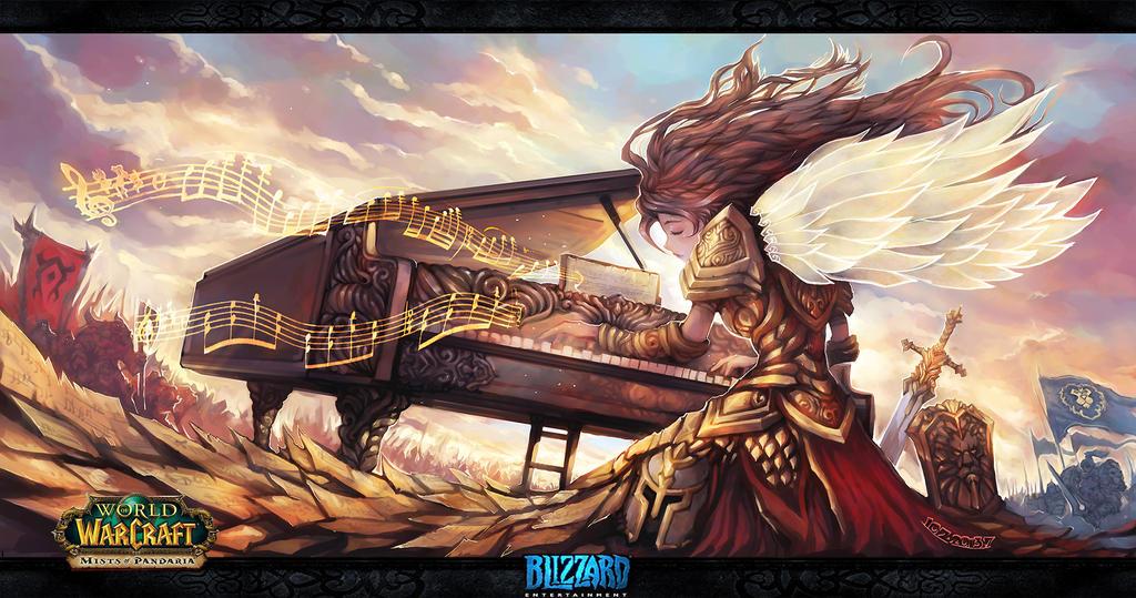 Holy Light melody by liuhao726
