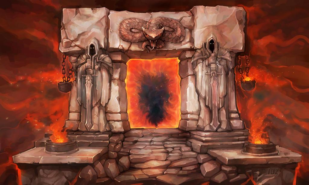 The Dark Portal by liuhao726