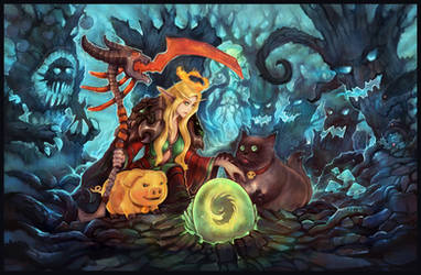 The Witchwood Treasure by liuhao726