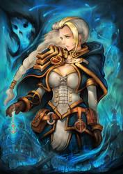 Jaina-Daughter of Sea