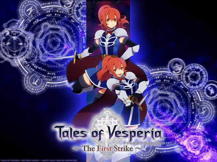 tales of vesperia the first strike