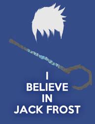I believe in Jack Frost by Zelir