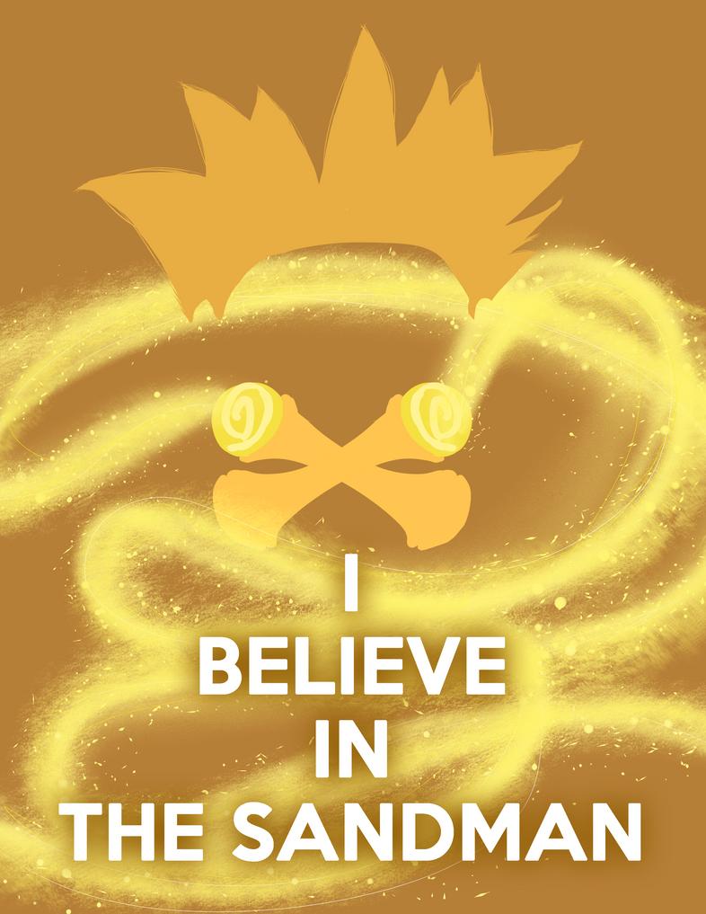 I Believe in the Sandman by Zelir