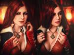 Triss Merigold (The Witcher 3) (3)