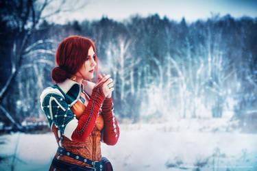 Merigold Triss (5) by VirdaSeitr