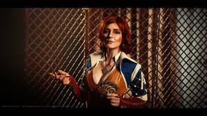 Triss and Gwent