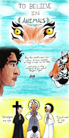 To Believe in Animals - Life of Pi