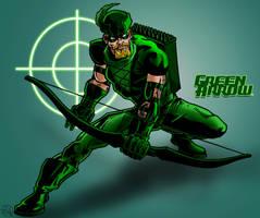 Kameleon84's Green Arrow by MacAddict17