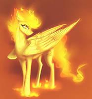 Fire poni by Sevenada
