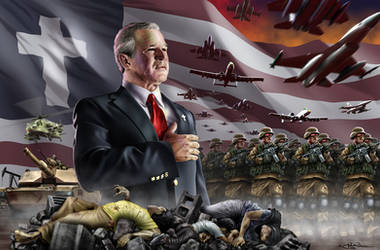 The Legacy of George W. Bush by petersen1973