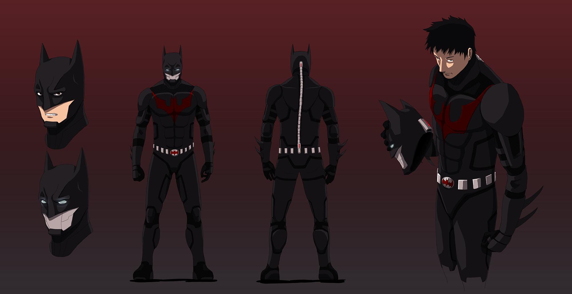 Beyond Bat Suit by TristanFTW